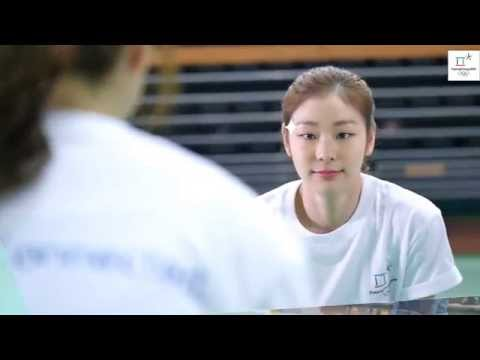 Yuna Kim on Olympic Day