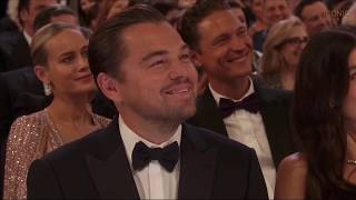 Oscar Awards 2020 I  Best Supporting Actor Brad Pitt I Once Upon a Time in Hollywood I