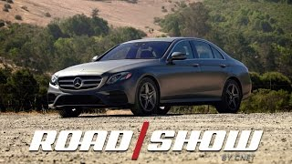 10th generation Mercedes-Benz E-class is smart and stylish by Roadshow