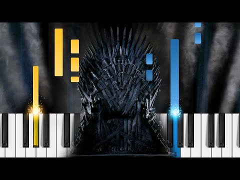 The Lumineers - Nightshade (For The Throne) - Piano Tutorial / Piano Karaoke - OnlinePianist - Piano Tutorials For Popular Songs