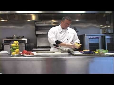 Uno's - Cooking with Chris: The UNO Lobster Melt