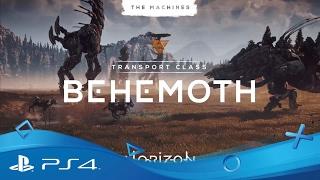 Horizon Zero Dawn | The Machines: Behemoth | PS4