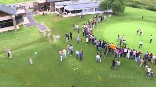 Clinica de Golf (Drone)