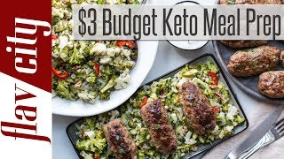 Keto Meal Plan On A Budget - Low Carb Ketogenic Diet Recipes