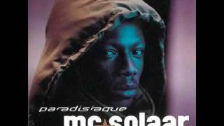 MC Solaar - Gangster Moderne (Audio)