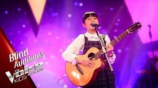 คุกกี้ - ไม่ให้เธอหายไป - Blind Auditions - The Voice Kids Thailand - 22 Apr 2019