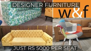 DESIGNER FURNITURE AT YOUR PRICE || CHAIR, SOFA & MORE || DESIGN YOUR SOFA ||