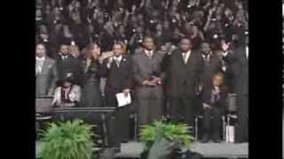 2013 COGIC AIM - IMD MASS CHOIR MEDLEY (Friday, July 5, 2013)