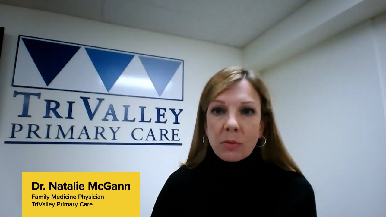 Dr. Natalie McGann: Monoclonal Antibody Treatment in a Primary Practice Setting