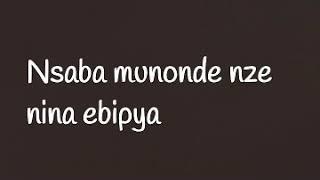 Munonde By Maurice Kirya