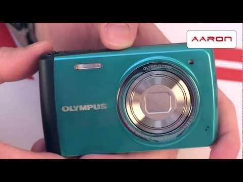 Fotoaparát Olympus VH-410 - video představení