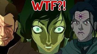 Top 10 WTF Avatar: The Legend of Korra Moments