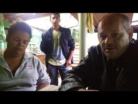SITUAÇÃO GRAVE:Família  do homem que foi agredido no bar em Borrazópolis está precisando de ajuda