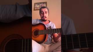 Kerimcan DURMAZ Vur Bana Gitar Cover