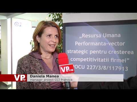Formare profesională la Camera de Comerț și Industrie Prahova