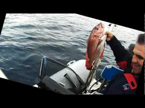 Το ψάρεμα για… κόκκινο ήταν!
