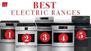 Electric Range - Top 5 Best Models