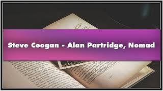 Steve Coogan – Alan Partridge Nomad Audiobook