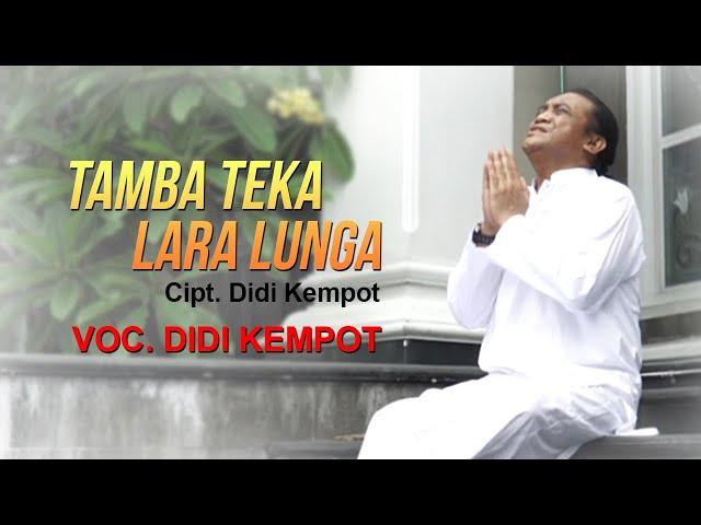 Didi Kempot - Tamba Teka Lara Lunga [OFFICIAL]