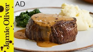Fillet Mignon Steak | Alex French Guy Cooking | #MyFoodMemories | AD