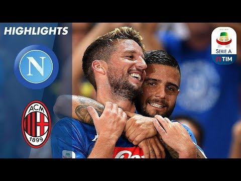 Napoli 3-2 Milan | Incredible Comeback Win from 2-0 Down! | Serie A