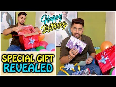Zain Imam REVEALS His Birthday Gifts | Ek Bhram -