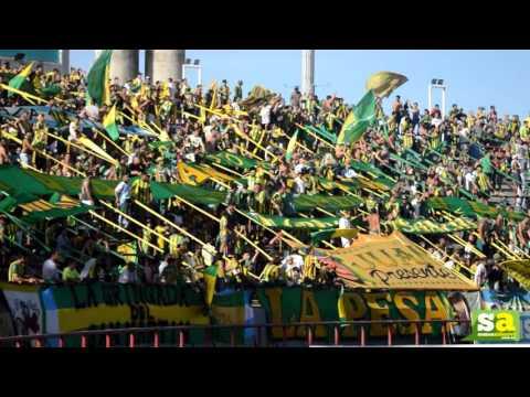 """Aldosivi 1 - Patronato 1 // Www.SomosAldosivi.Com.Ar"" Barra: La Pesada del Puerto • Club: Aldosivi"