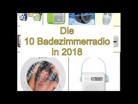 Top 10 die besten Badezimmerradio in 2018
