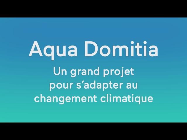 2008/ 2018: le Réseau Hydraulique Régional a 10 ans - Aqua Domitia