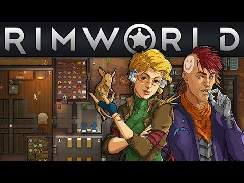 RimWorld 1.0 Launch Trailer