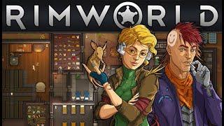 Picture of a game: Rimworld