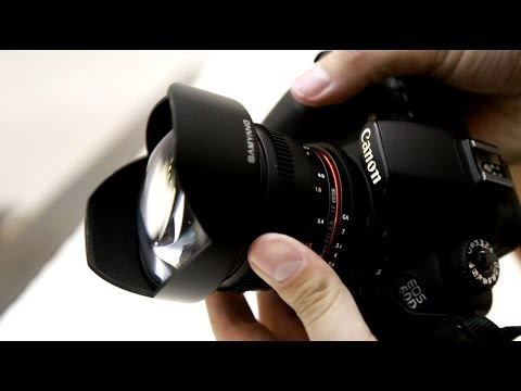 Samyang 14mm f/2.8 (T3.1) lens review with samples (Full-frame and APS-C)