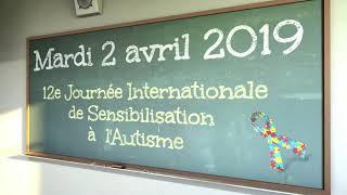 2 avril, Journée de l'autisme | Ecole | Brugelette | Sainte-Gertrude fondamental