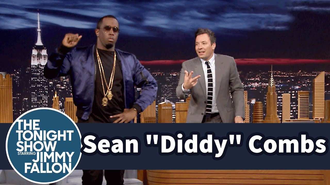 """Sean """"Diddy"""" Combs Gave Jimmy a Self-Destructing Party Invite thumbnail"""