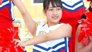 4K 橋本高校新体操バトン部  2018ステージ