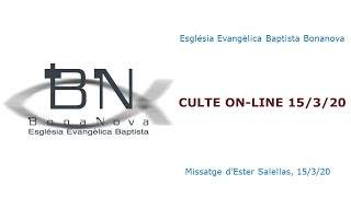 EEB Bona Nova Barcelona