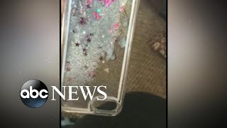 Glitter iPhone cases recalled after causing burns