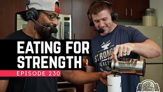 Eating For Strength & Performance: How Alex Got His Ab Grooves Back   230