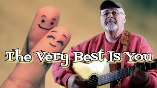 The Very Best Is You (Cover)