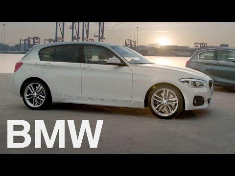 Bmw 1 Series F20 Хетчбек класса C - рекламное видео 2