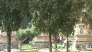 Video : China : The Pagoda Forest by the Shaolin Temple, HeNan province