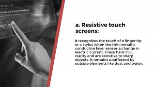 How to Select the Perfect Touch Screen?