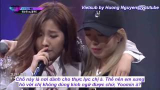 [Vietsub]Jeon So Yeon vs Coolkid @Diss Rap Battle EP 04 [ UNPRETTY RAPSTAR 3]