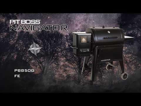 Pit Boss Navigator 850
