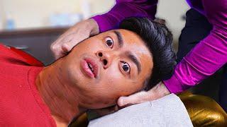 I Tried Getting My Bones Cracked (Chiropractor)