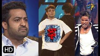 Raju | Pradeep | Shoot Out Round |  Dhee 10 | Grand Finale | 18th July 2018 | ETV Telugu