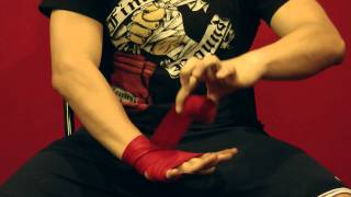 Boxing Tip: How To Wrap Your Hands For Boxing & MMA Training
