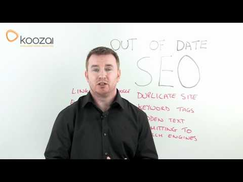 Out of Date SEO Tactics To Avoid