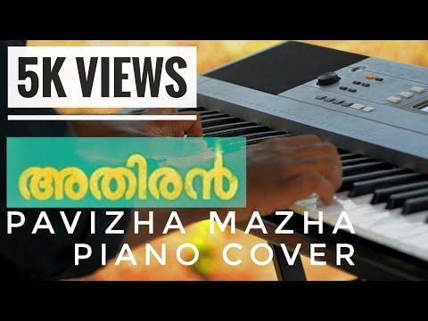 Pavizha Mazha Athiran Piano Cover Instrumental Cover Fahad Faasil Sai Pallavi Harisankar