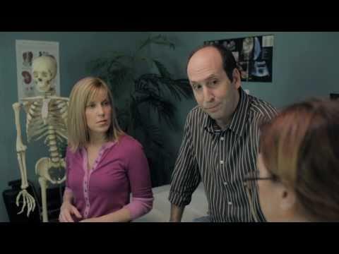 5minutová komediální hodinka Jeffa Lewise #8 Doktor